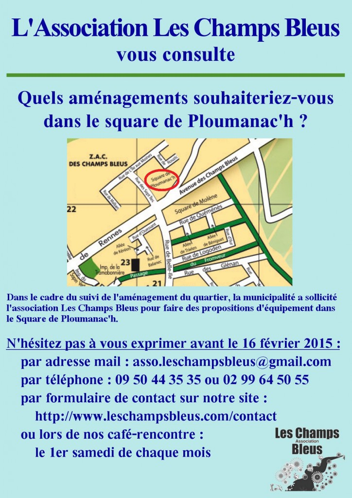 Question Amenagement Square Ploumanach